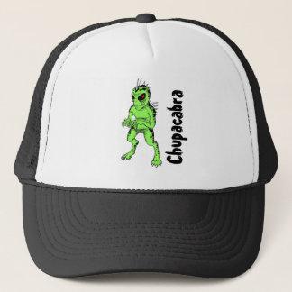 Chupracabra Baseballmütze schwarzer Männer Truckerkappe