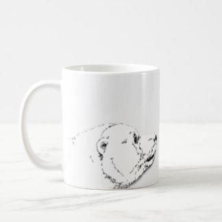 Churchill Andenken-Schalen-polarer Kaffeetasse