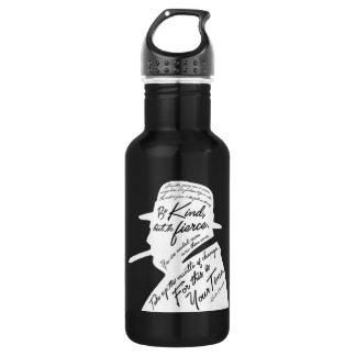 Churchill dunkle Wasser-Flasche Trinkflasche