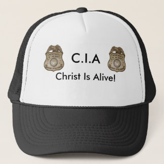 CIA TRUCKERKAPPE