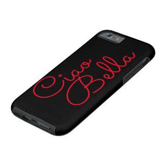 ciao bella italienisches iphone harter smartphone tough iPhone 6 hülle