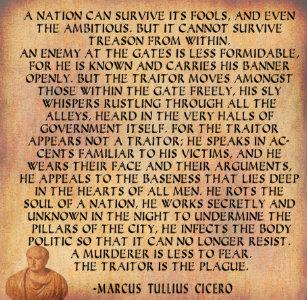 Zitat Durch Cicero Poster Zazzle De