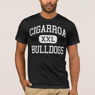 Cigarroa - Bulldoggen - Sekundarschule - Laredo T-Shirt