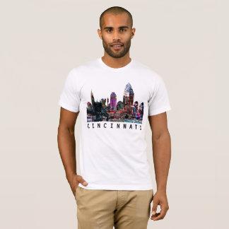 Cincinnati-Graffiti T-Shirt