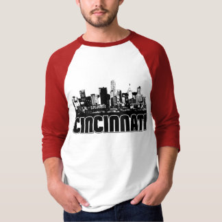 Cincinnati-Skyline T-Shirt