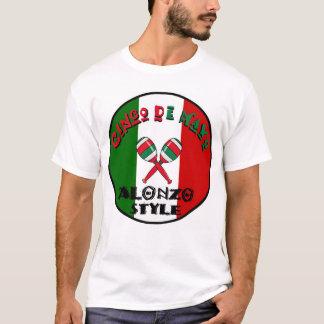 Cinco De Mayo - Alonzo Art T-Shirt