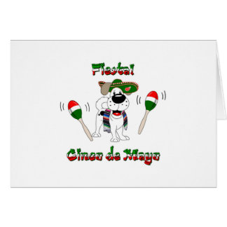Cinco De Mayo - Fiesta! Karte