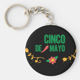 Cinco De Mayo Keychain Schlüsselanhänger