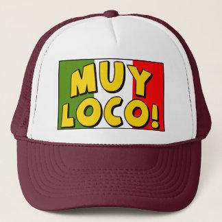 Cinco De Mayo Muy Loco-T - Shirts und Geschenke Truckerkappe