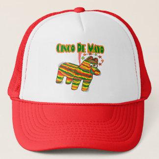 Cinco De Mayo Pinata-T - Shirts und Geschenke Truckerkappe