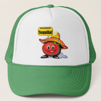 Cinco De Mayo Tequila-T - Shirts und Geschenke Truckerkappe