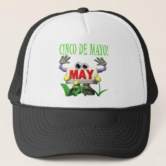 Cinco De Mayo Truckerkappe