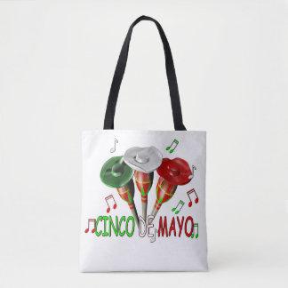 Cinqo De Mayo Tasche