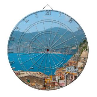 Cinque Terre Italien Dartscheibe