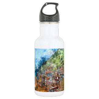 Cinque Terre Italien Trinkflasche