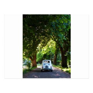 Cinquecento Fiat 500 Postkarte