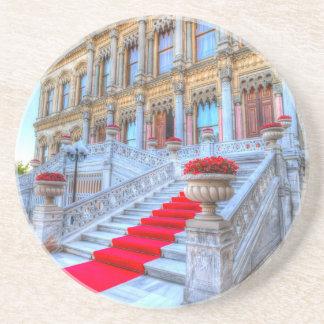 Ciragan Palast Istanbul die Türkei Getränkeuntersetzer