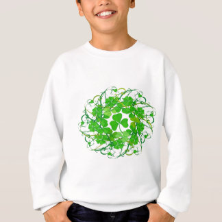 Circlet des Kleeblatts Sweatshirt
