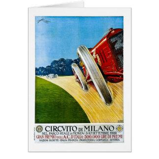 Cirvito De Mailand 1922 Karte