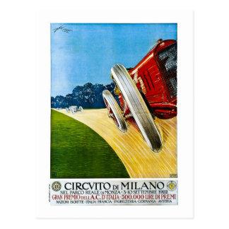 Cirvito De Mailand 1922 Postkarten