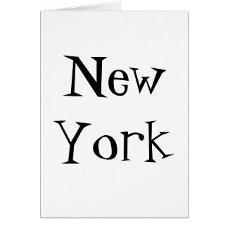 Citees - New York Karte