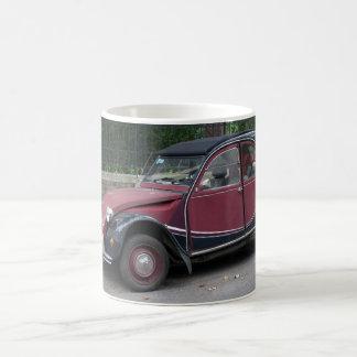 Citroën 2 Lebenslauf Kaffeetasse