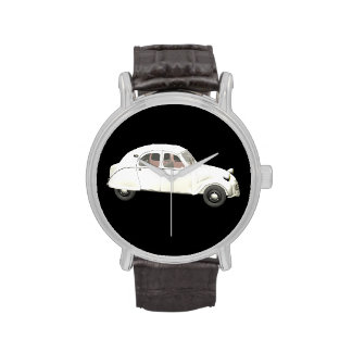 Citroen 2 Lebenslauf Armbanduhr