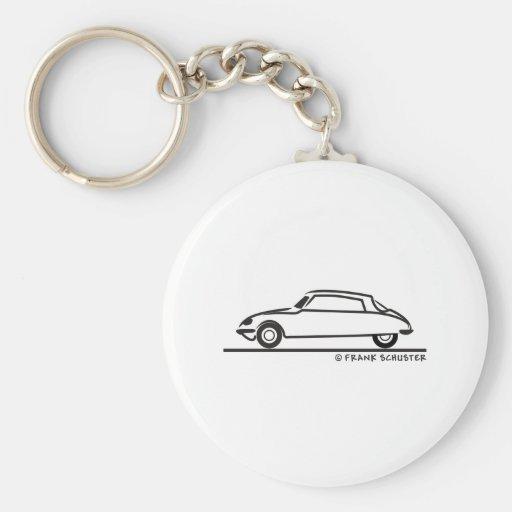 Citroën DS 21 Schlüsselband