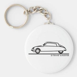 Citroën DS 21 Schlüsselanhänger