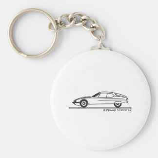 Citroën SM 1970 - 1975 Schlüsselanhänger
