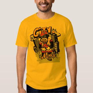 City Monk' Shirts