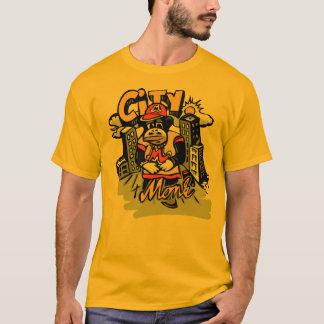 City Monk' T-Shirt