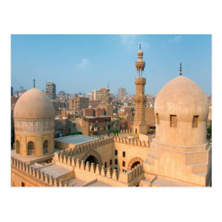 City of Cairo Postkarte