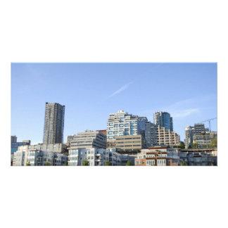 CitySkylineb051709 Fotokarte