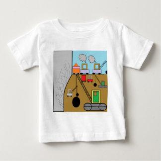 civel Bau Baby T-shirt