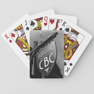 CJBC Radio Spielkarten
