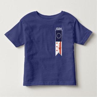CKDF wenig Fechter Kleinkind-T - Shirt