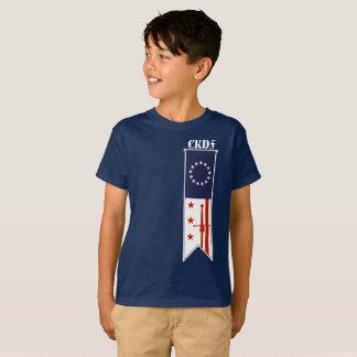 CKDF wenig Fechter scherzt Shirt