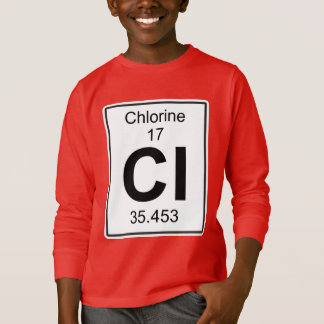 Cl - Chlor T-Shirt