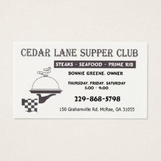 CL Geschäfts-Karte Visitenkarte
