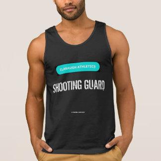 Clabaugh Leichtathletik SCHIESSEN-SCHUTZ im Tank Top