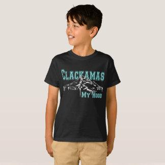 Clackamas meine Haube T-Shirt