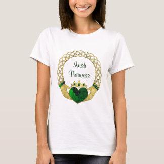 Claddagh Prinzessin T-Shirt