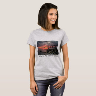 Claiborne Pell Newport Brücke T-Shirt