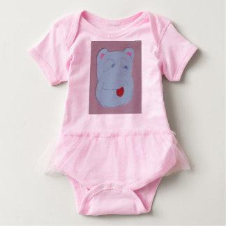 Claire-Baby-Ballettröckchen-Bodysuit Baby Strampler