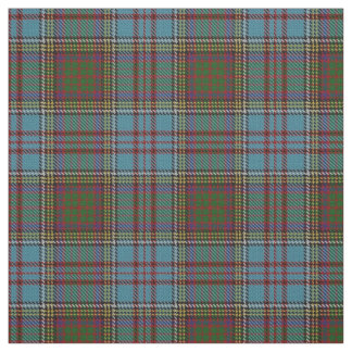 Clan-Anderson schottischer Tartan-kariertes Gewebe Stoff
