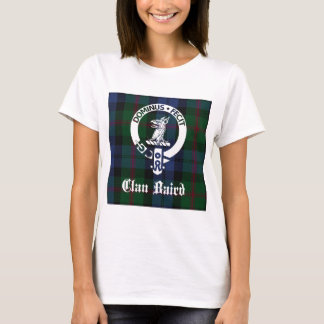 Clan-Baird-WappenTartan T-Shirt