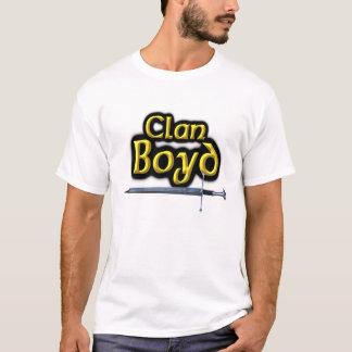 Clan Boyd inspirierter Scottish T-Shirt