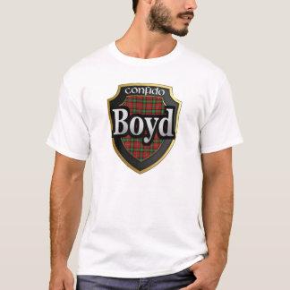 Clan Boyd Schottland Tartan-Dynastie T-Shirt