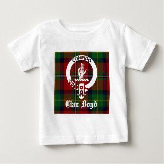 Clan Boyd WappenTartan Baby T-shirt